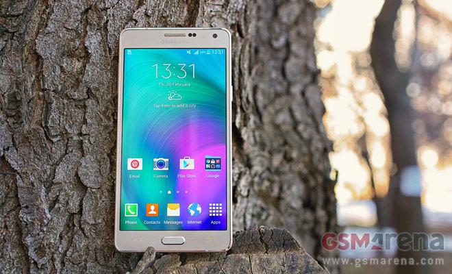 Samsung Galaxy A7 Hands On