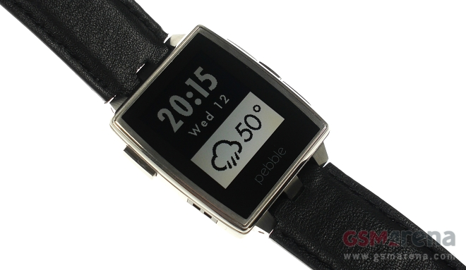 Pebble smartwatch sales reach one million with new ...