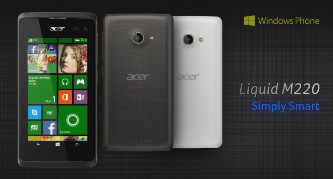 Acer Promo Videos For The New Liquid Z220 Z520 And M220