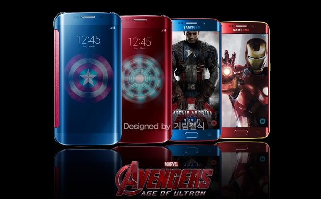 Samsung Galaxy S6 Avengers Edition