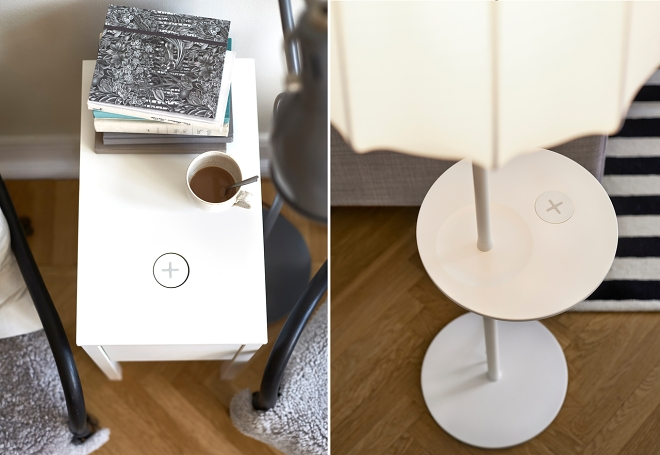 ikea plans to bring new wireless charging furniture to the uk. Black Bedroom Furniture Sets. Home Design Ideas