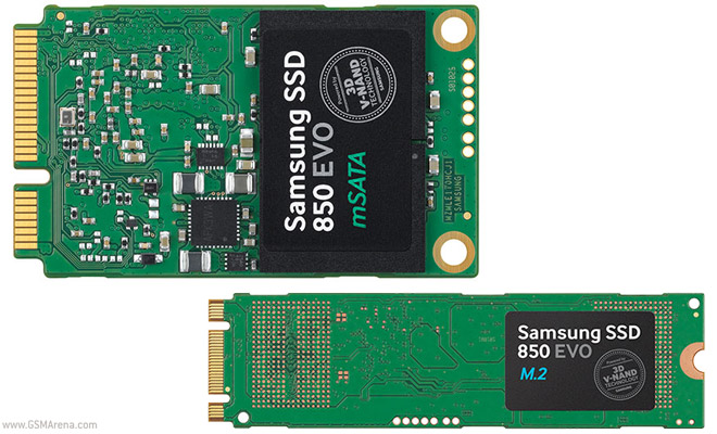 Samsung 840 EVO mSATA SSD Review