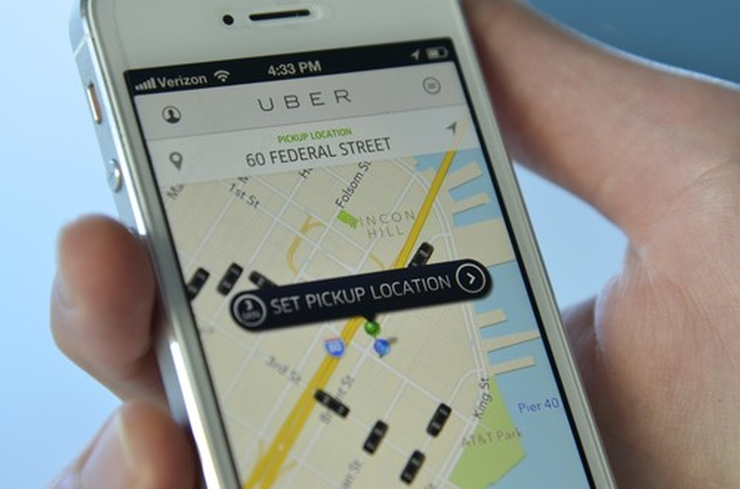 Ridesharing company Uber said to be bidding for Nokia's HERE Maps