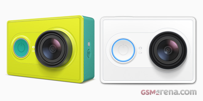 Xiaomi Mi Pro Action Camera Is Official With 16MP Sensor 1080p Video