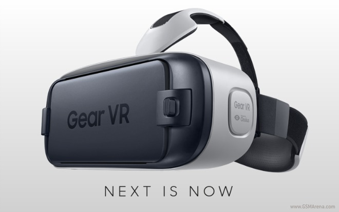 Samsung Gear VR Innovator Edition for Galaxy S6 goes on ...