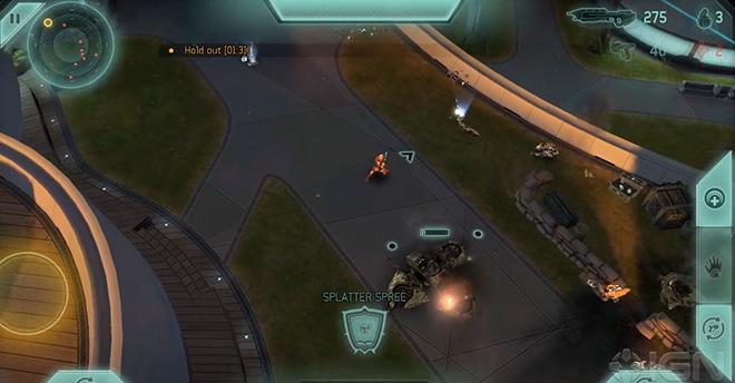 halo spartan strike para android apk