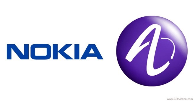 Image result for Nokia Completes Alcatel-Lucent Acquisition