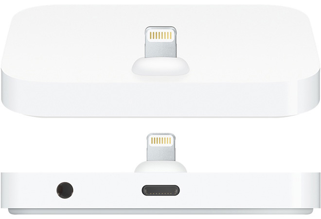 Apple Introduces Official IPhone Lightning Dock For 39