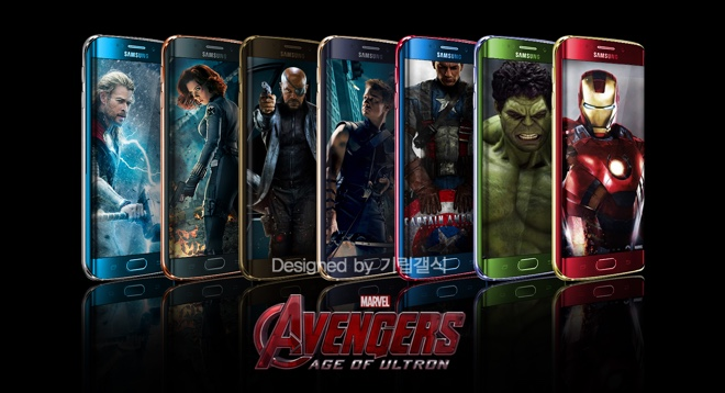 Iron Man-themed Samsung Galaxy S6 and S6 edge are coming