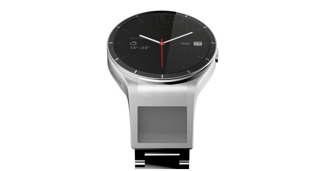 Lenovo's new concept smartwatch has a second display for ...