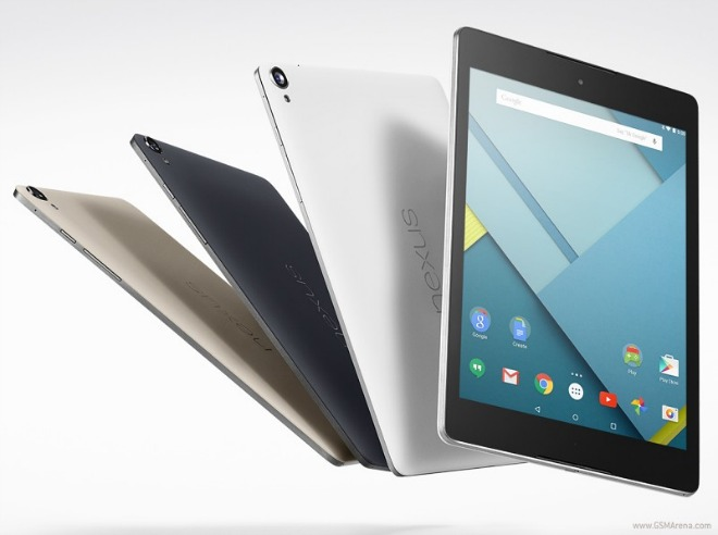 HTC Nexus 9 is now available in Uk for just N62,000 (£199.99)