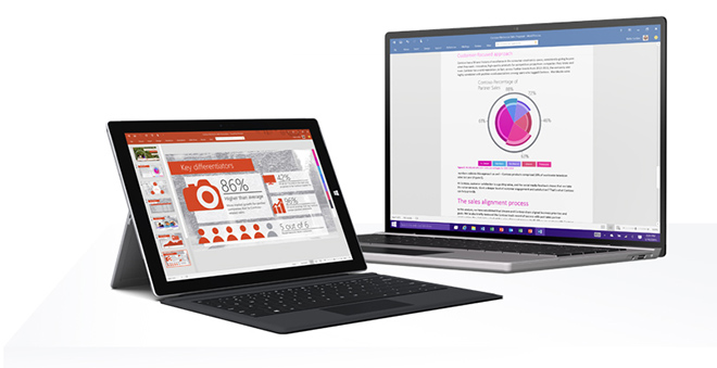 Microsoft Office 2016 Public Preview now available as free download