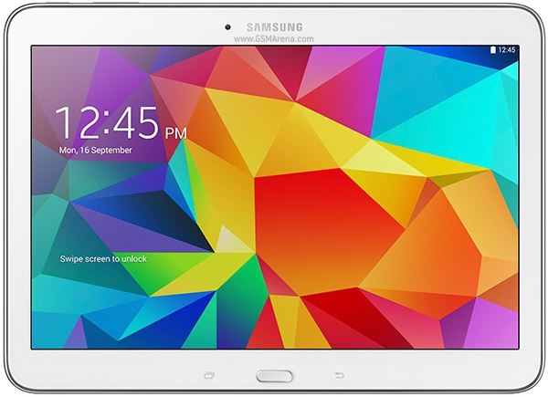 Samsung Galaxy Tab 4 10.1 gets Android Lollipop update