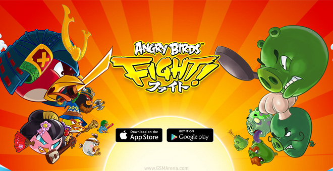 Angry birds fight brings match three gameplay spiced up - Angry birds trio ...