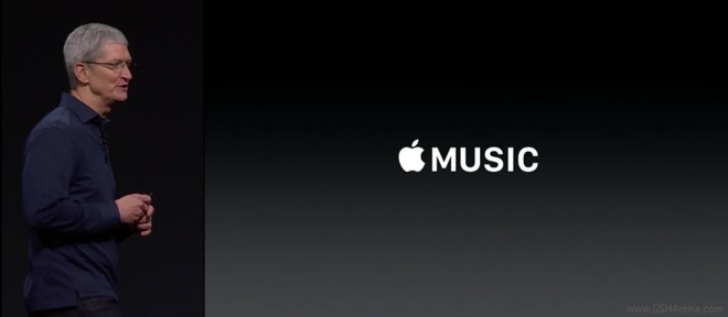 Apple Music streaming service gets official with N3k ($14.99) per month family plan