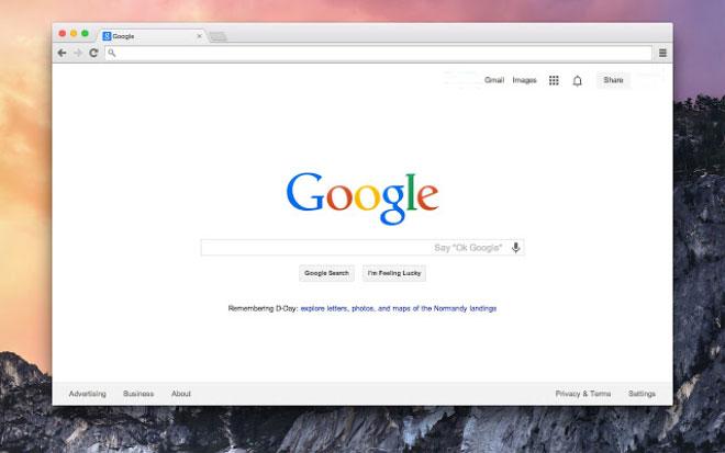 Google Chrome 72.0.3626.121のMac - ダウンロード