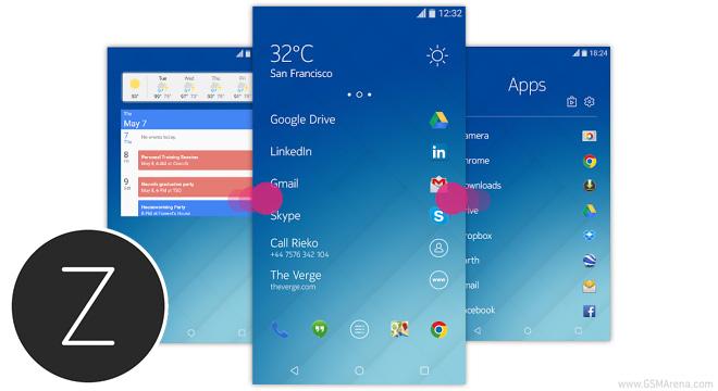 Nokia's Z Launcher gets widget support