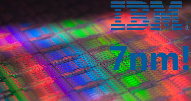 IBM has announced the world's first 7nm chip with functioning transistors