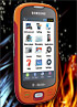 T-Mobile Samsung T749 Highlight  burns with 3G, has a cool touch