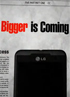 LG Optimus 3D teased in a video, we get to see it for the first time