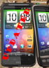 HTC Desire HD and Incredible S get sweet Gingerbread treatment