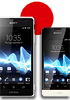 Sony GX and SX  LTE droids going to Japan, one has a 13MP camera