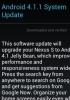 Android 4.1.1 update for the Nexus S starts rolling out