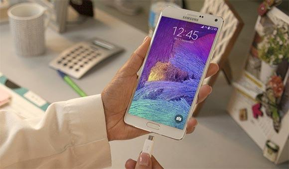 gsmarena 001 Sprint opens up Galaxy Note 4 pre orders