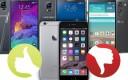 Weekly poll: iPhone 6 Plus vs Galaxy Note 4, Galaxy Note Edge, LG G3