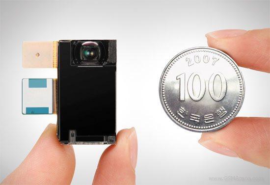 Samsung 8 megapixel module