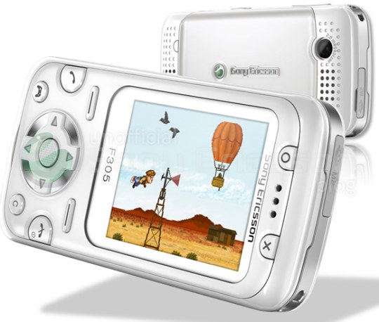 Sony Ericsson F305