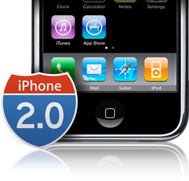iPhone 2.0 unlocked
