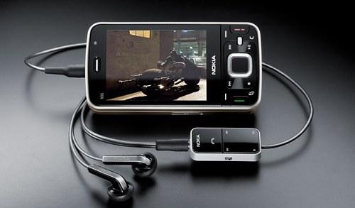 Nokia N96 starts shipping