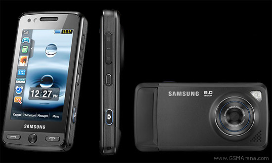 Samsung M8800 Pixon finally makes it in its full 8MP shine ...