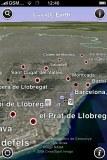 Google Earth on Apple iPhone