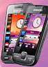 Samsung announce S5600 and S5230 full touch midrange phones