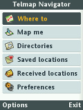 Telmap Navigator