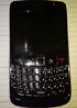 Trackpad-equipped BlackBerry Curve 8910 spotted in the wild - read the full text
