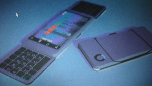Motorola MOTOSPLIT photo