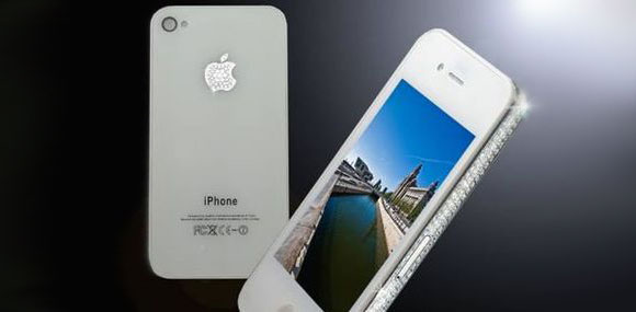 Apple iPhone 4 Diamond Edition