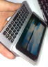 Nokia N9 poses for new shots, looks like a mini MacBook