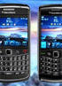 BlackBerry Bold 9700 and Pearl 3G 9100 running OS 6 on video