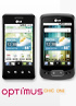 LG re-enters smartphone arena, details Optimus One and Chic