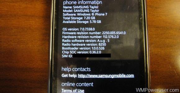 Windows Phone 7 copy and paste