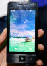 Pictures and video of the WP7 Asus E600 leak