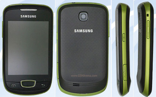Galaxy Mini S5570