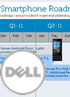 Leaked Dell 2011 roadmaps reveal tablet and smartphone lineups - read the full text