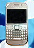 Photos of Nokia E6-00 leak, does it have a touchscreen or not? - read the full text