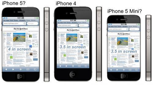 iPhone 5 digitizer