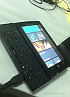 Spy shots reveal a Sony Ericsson Windows Phone 7 prototype - read the full text